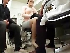 Beautiful Wife Abused in the Hotwife Husband Medical Examination SEE Complete: https://won.pe/WnCY9S