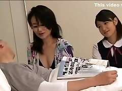 School damsel japan in hospital