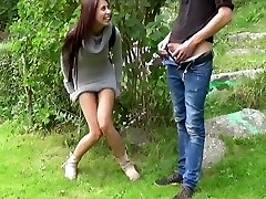 Japanese Babe Fuck And Piss Outdoor