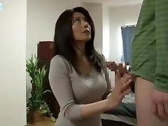 japanische schritt mom