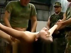 Captured chinese women abused and gangbanged by soldiers