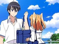 HD Schoolgirls Japanese anime porn cartoons lovely girls