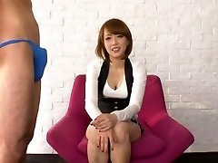 Fabulous Japanese bitch AZUMI 3 in Best Casting, Fellatio JAV scene