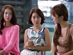eun seo, hwa yeon, cho hyun korean woman art school sex