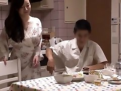 Fabulous Japanese model in Exotic Cuckold, Wifey JAV movie