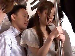 Crazy Japanese model Ren Aizawa in Best Solo Girl, Secretary JAV scene