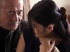 кудрявый японское жена изменяет