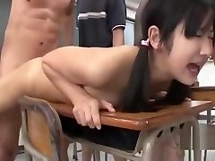 Jav Idol Suzu Ichinose Ambushed In School Gangbang With Creampie Rough Sex Shocking Vignette