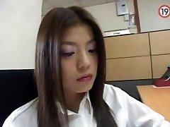 korean office woman