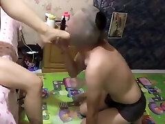 Chinese Female Dominance Ass Licking 2