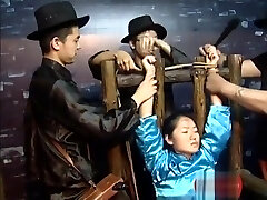 chinese heroines strapped up