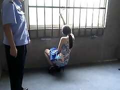 Chinese Girl In Jail