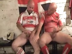 Rugby Blokes Group Fuck