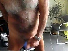 Mature aged man