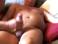 Milk parent's cock