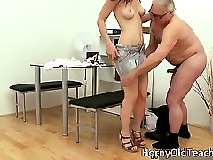 Incredible sexy brunette girl with great part2