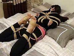 China restrain bondage