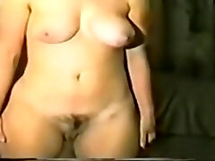 Obedient woman being dominated