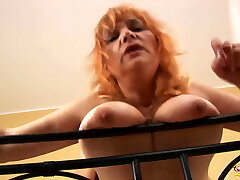 busty furry mature rough fucked