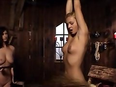 torment of a blond slave