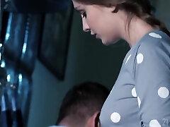 Ukrainian seductress Lena Reif is penetrated by brutal man Ian Scott