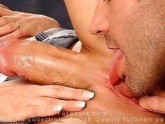 Shocking, real, hot plowing futanari nymphs compilation by FutaCore