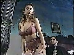 Sexy doll in classic porn movie 1