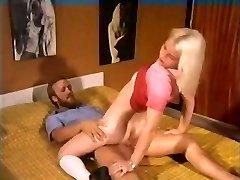 Vintage Blonde Teen Scene