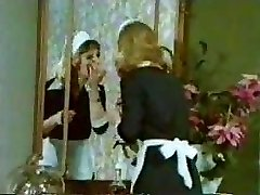 Classic Vintage Retro - Tiny Tove Clamp - Maid Bang-out