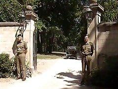 Lisa Crawford- Soldiers poke the G�n�ral Wifey