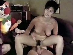Classic Naughty Cougars Vs Young 3 Some