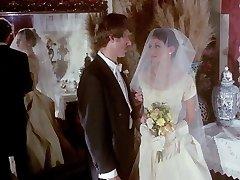 gloved handjob vintage wedding vignette