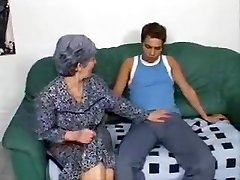 Incredible Fetish, Grannies sex video