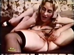Solo Females, Nudes and Lesbians 29 1970's - Scene 6
