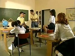 Hot young schoolgirls fucked by big hard cocks