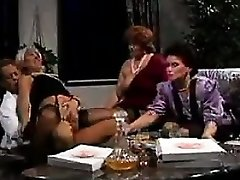 Grandmas Having Group Intercourse With A Younger Guy