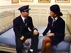 Old-school french stewardess 2