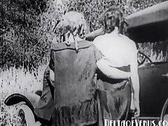 Very Early Vintage Porno  1915