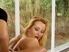 German Student and Professor fucked by 2 men