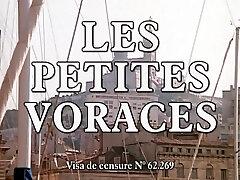 Old School French : Les petites voraces