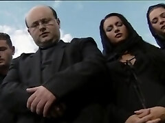 StepDad's Porn Pt. 2: Ancient Italian Funeral Porno Featuring Prosperous People