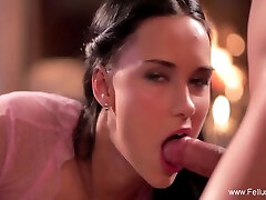 Stunning Girl Sucking Off Her Boy To Make An Early Cum With Victoria Sweet
