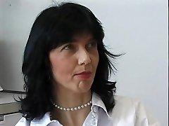 Miriam Gold Mature Italian Bi-atch