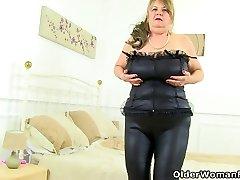 An older female means fun part 89