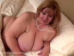 Mommy gives you your very first blowjob