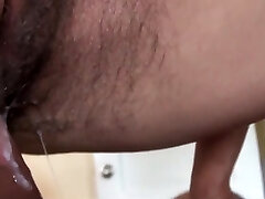 Cock longing milf gets creampied