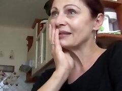 Fucking my buddies mom
