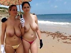Mature thick beautiful tits