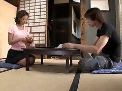 Incredible Japanese girl in Horny Mature, Fetish JAV scene