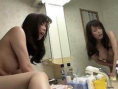 Incredible Asian superslut in Amazing Solo Female, Masturbation JAV video